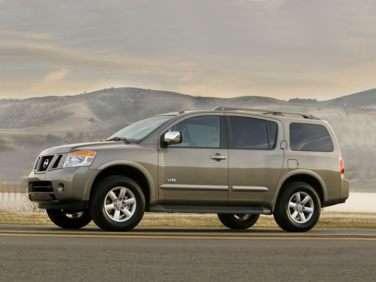 Nissan Armada Mpg >> 2009 Nissan Armada Gas Mileage Mpg And Fuel Economy