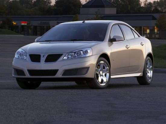 2009 Pontiac G6 Value Leader Sedan