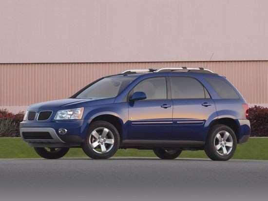 2009 Pontiac Torrent Models Trims Information And Details Autobytel Com