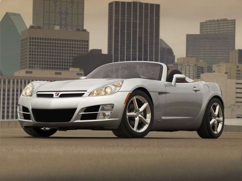 Wonderful 9) Saturn Sky Redline
