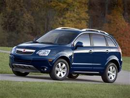 2009 Saturn VUE Green Line 4-Cyl Base Front-wheel Drive
