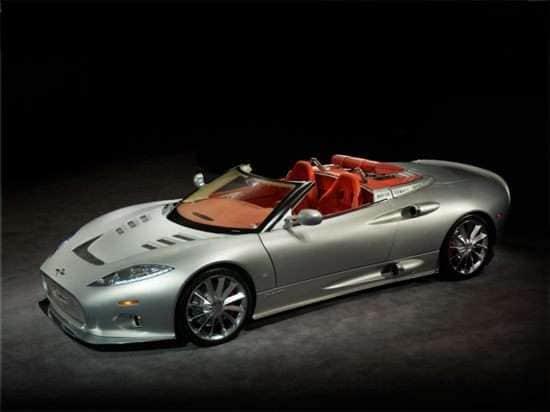2009 Spyker C8 Spyder Models Trims Information And Details