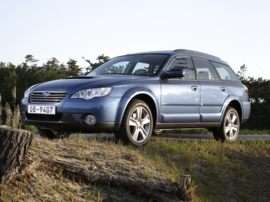 2009 Subaru Outback 2.5 i 4dr All-wheel Drive Wagon