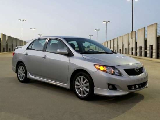 2009 toyota corolla models trims information and details autobytel com 2009 toyota corolla models trims