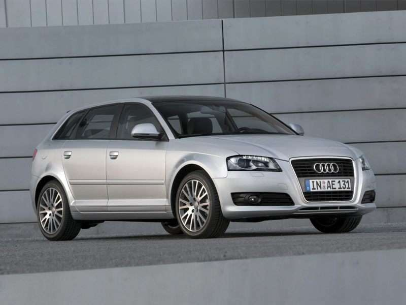 Research the 2010 Audi A3