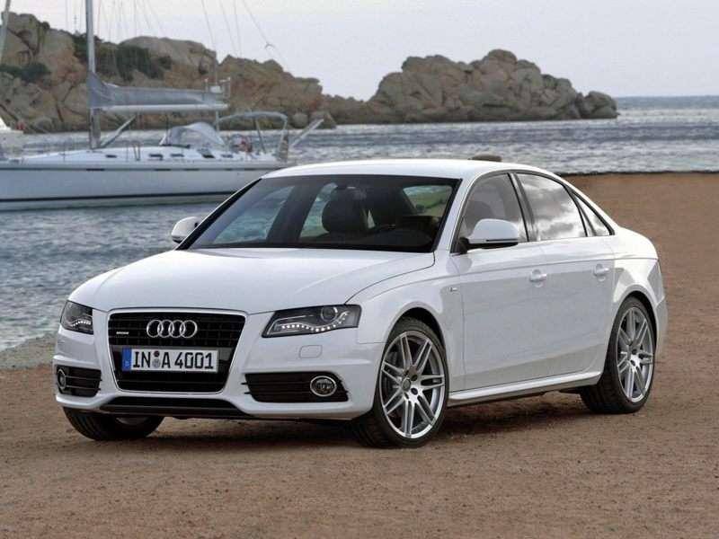 Audi A4 2 0 Tsfi