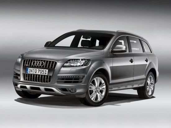 2010 Audi Q7 Models Trims Information And Details Autobytel