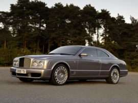 2010 Bentley Brooklands Base 2dr Coupe