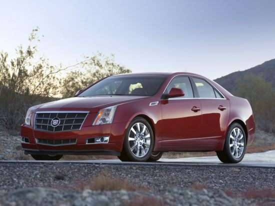 2010 Cadillac Cts Models Trims Information And Details