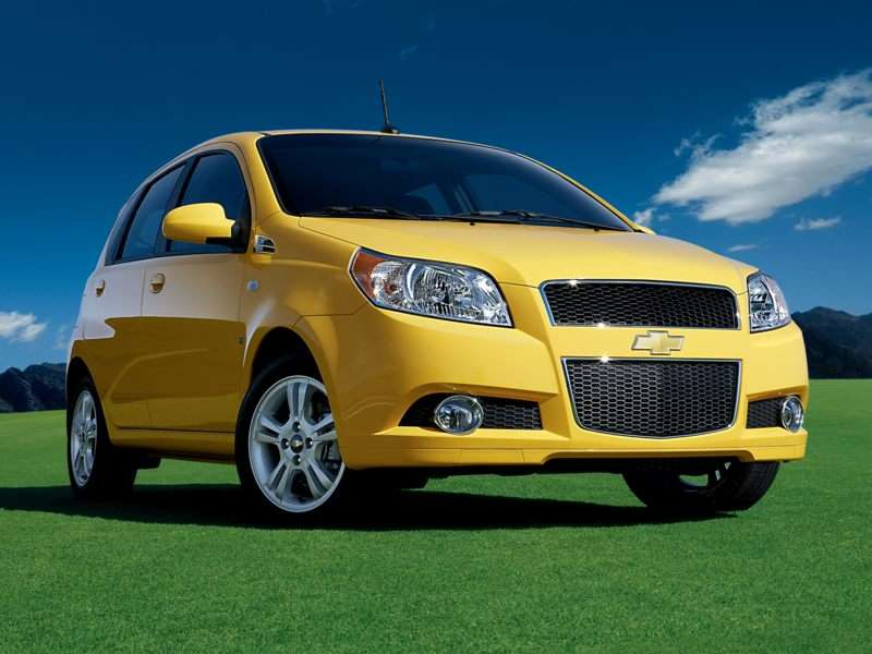 2010 Chevrolet Aveo Pictures Including Interior And Exterior Images
