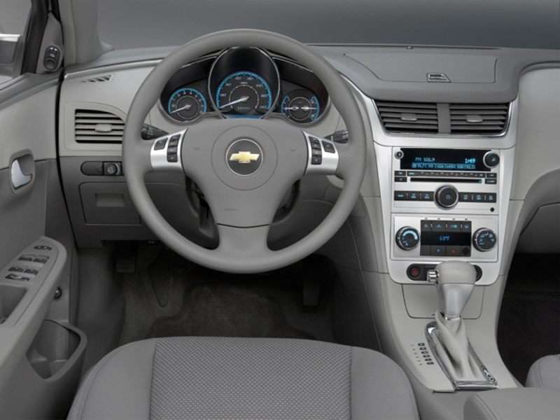 2010 Chevrolet Malibu Hybrid Pictures Including Interior And Exterior Images Autobytel