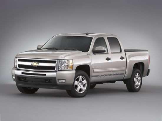 2010 Chevrolet Silverado 1500 Hybrid Models Trims Information And Details Autobytel