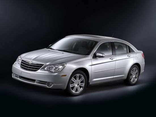 2010 chrysler sebring models