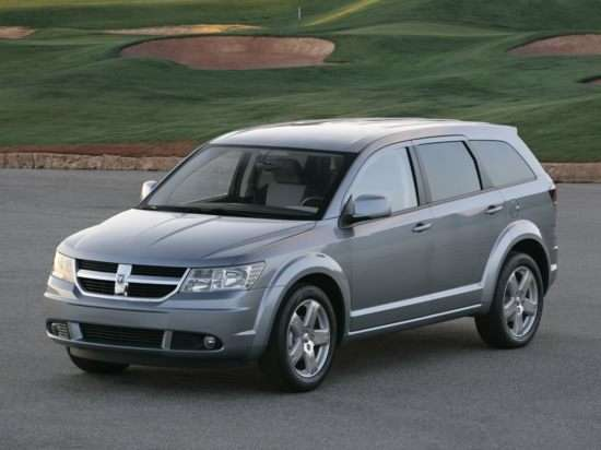 2010 Dodge Journey R/T AWD Original Model Code
