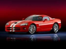 2010 Dodge Viper SRT10 2dr Coupe