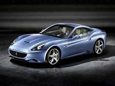 2010 Ferrari California Exterior Paint Colors And Interior Trim Colors Autobytel Com