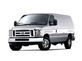 2010 Ford E-150 Commercial Cargo Van