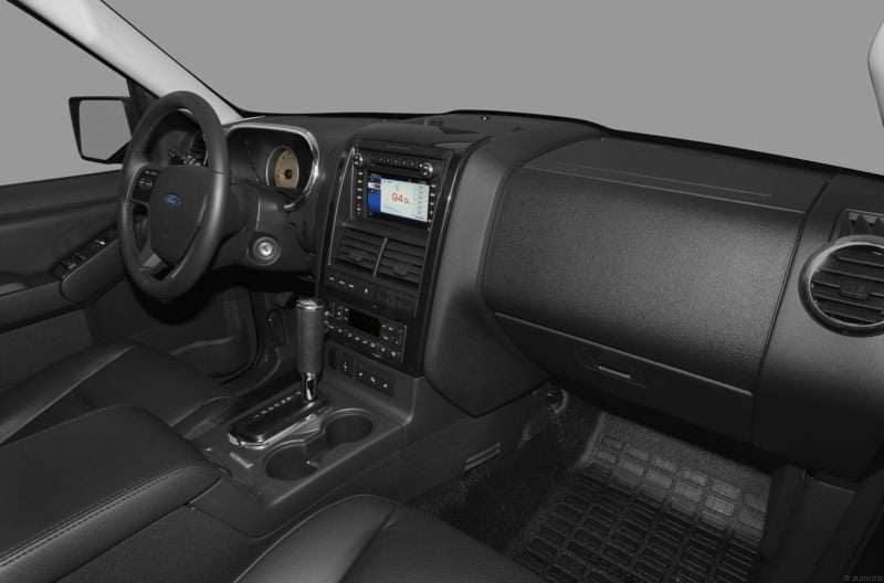 2010 explorer reliability