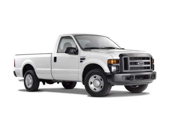 2010 Ford F-250 XL 4x2 SD Regular Cab