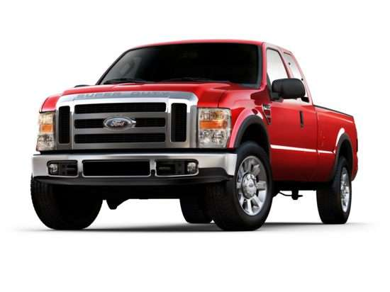 2010 Ford F-250 XLT 4x4 SD Super Cab Long Box