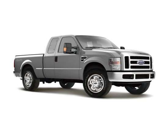 2010 Ford F-350 Lariat 4x2 SD Super Cab Short Box
