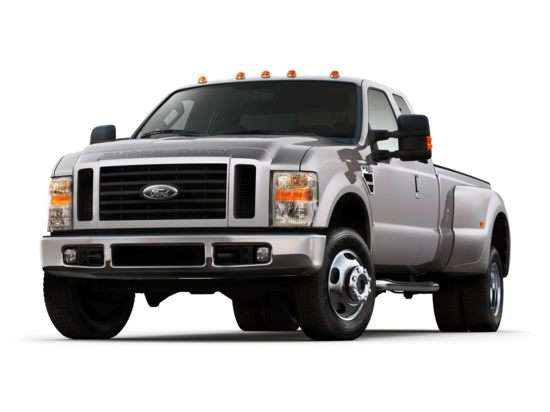 2010 Ford F-350 Lariat 4x4 SD Super Cab Long Box Dual Rear Wheel