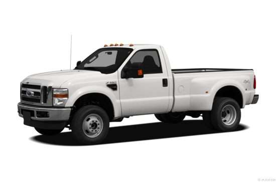 2010 Ford F-350 XL 4x4 SD Regular Cab Dual Rear Wheel