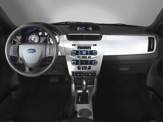 2010 Ford Focus Pictures Including Interior And Exterior