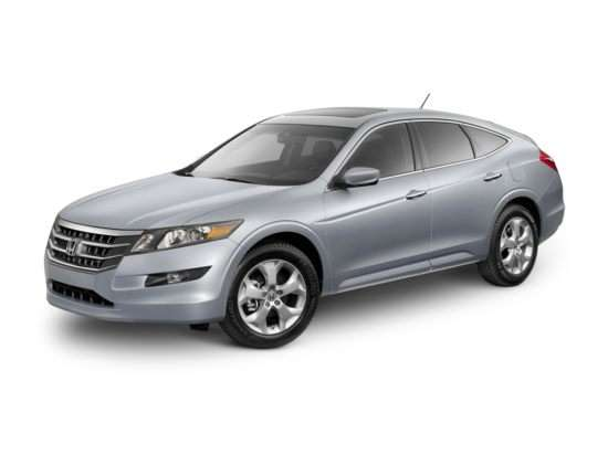 2010 Honda Accord Crosstour EX-L With Navigation FWD