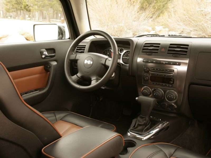 2010 Hummer H3 SUV Pictures including Interior and Exterior Images ...