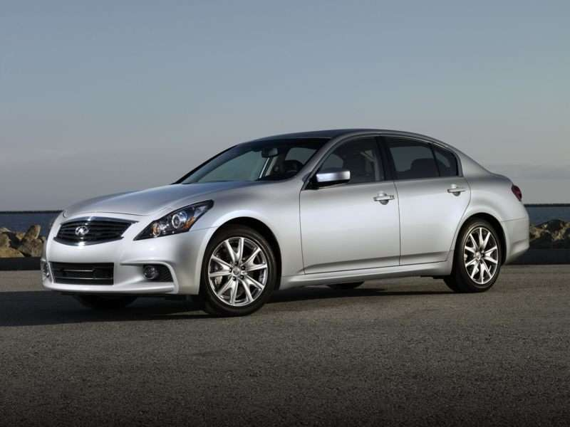 2010 Infiniti G37x Pictures Including Interior And Exterior Images
