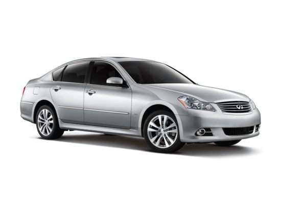 2010 Infiniti M35 Road Test And Review