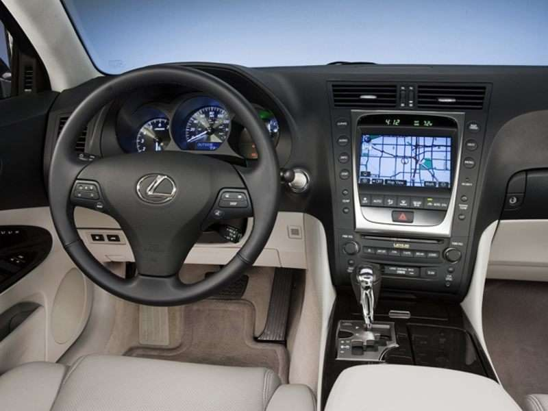 2010 Lexus Gs 350 Pictures Including Interior And Exterior Images