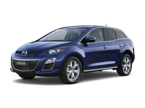 New 2010 Mazda CX-7 is a Sporty SUV With Good Gas Mileage ...