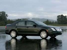 2010 Mercury Milan Hybrid Base 4dr Front-wheel Drive Sedan