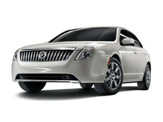 2010 Mercury Milan Models Trims Information And Details Autobytel