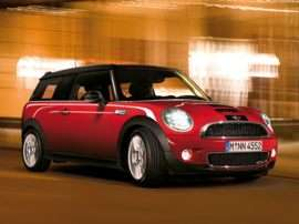 2010 MINI John Cooper Works Clubman Base 3dr Wagon