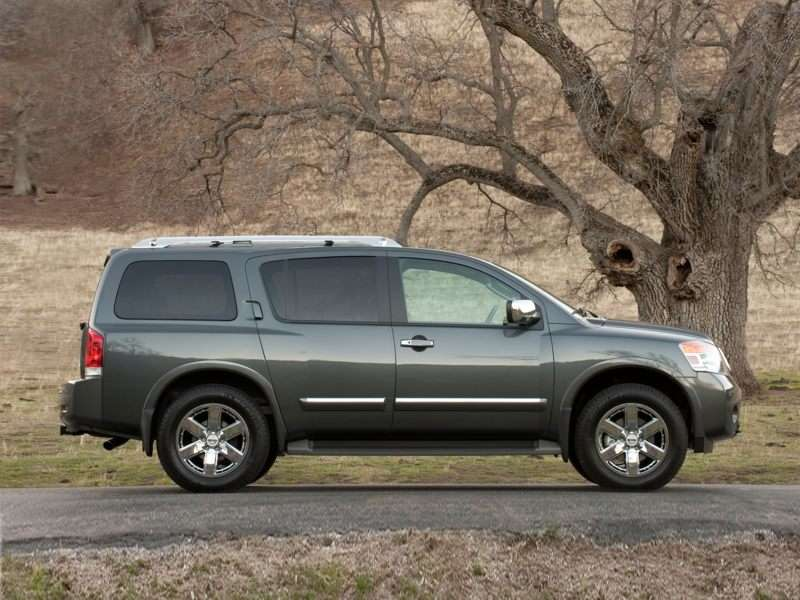 Best Used Nissan Full Size Suv Armada