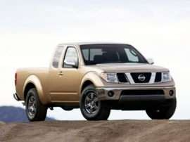2010 Nissan Frontier PRO-4X 4x4 King Cab 6 ft. box 125.9 in. WB