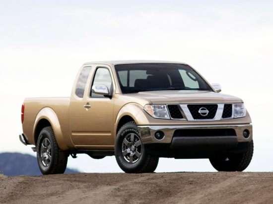2010 Nissan Frontier PRO-4X (A5) 4x4 King Cab