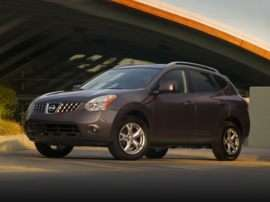 2010 Nissan Rogue S 4dr Front-wheel Drive