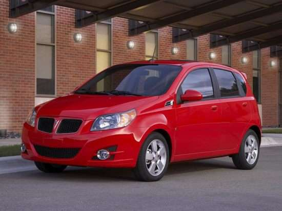 2010 Pontiac G3 Models, Trims, Information, and Details ...