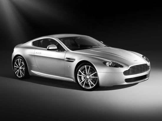 2011 Aston Martin V8 Vantage Models Trims Information And Details