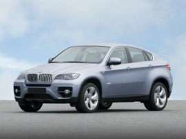 2011 BMW ActiveHybrid X6 Base 4dr All-wheel Drive Sports Activity Coupe