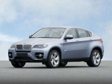 2011 BMW ActiveHybrid X6