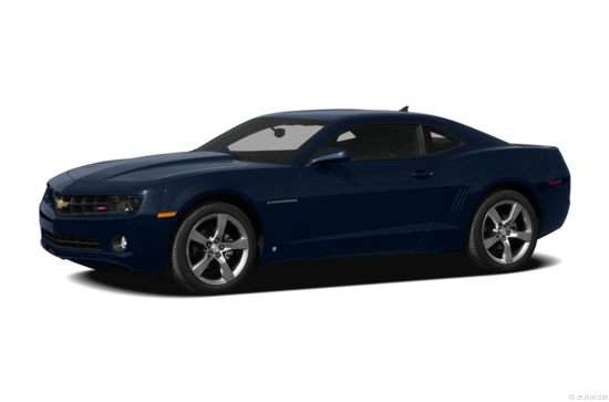 2011 Chevrolet Camaro 2LS Coupe