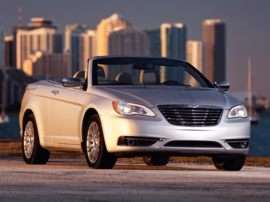 2011 Chrysler 200 Limited 2dr Convertible