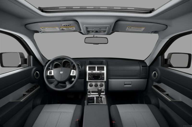 2011 Dodge Nitro Pictures Including Interior And Exterior Images