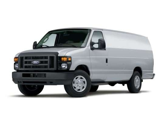 2011 Ford E-350 Super Duty Recreational Extended Cargo