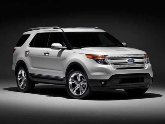 2011 Ford Explorer Limited 4x4